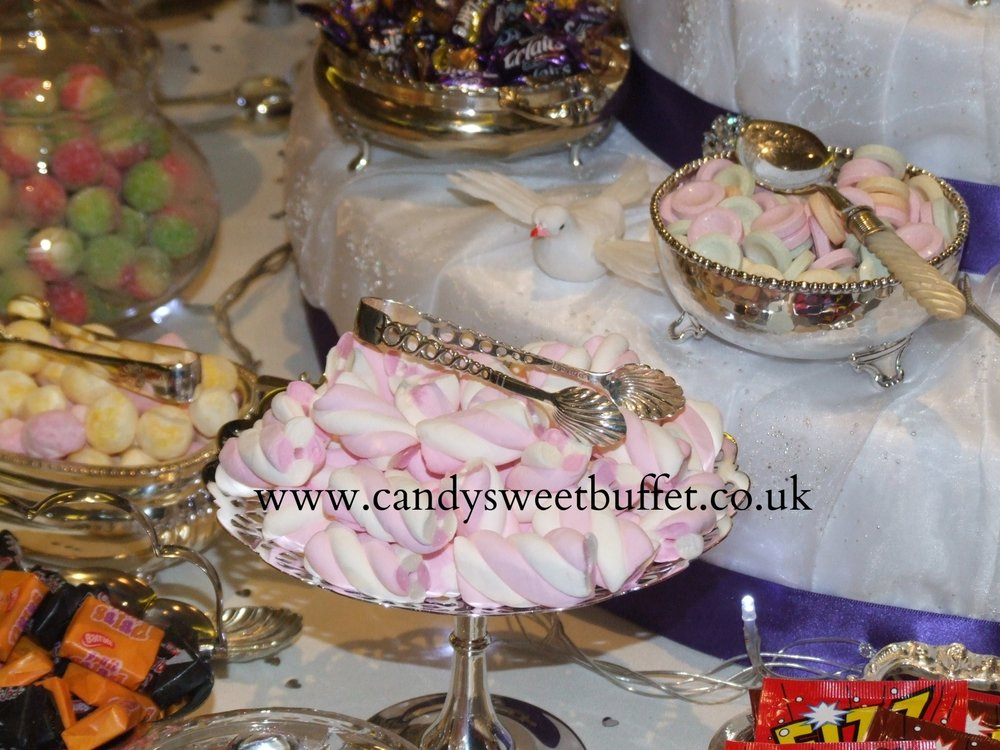Luxury wedding sweet candy buffet table Leeds, Nottingham, Sheffield, Derby, Doncaster, Lincoln