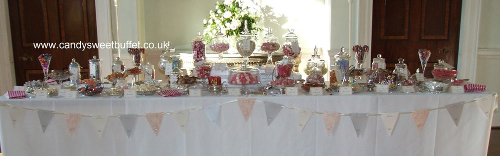 Candy Sweet Cart hire, try Candy Sweet Buffet luxury sweets buffets