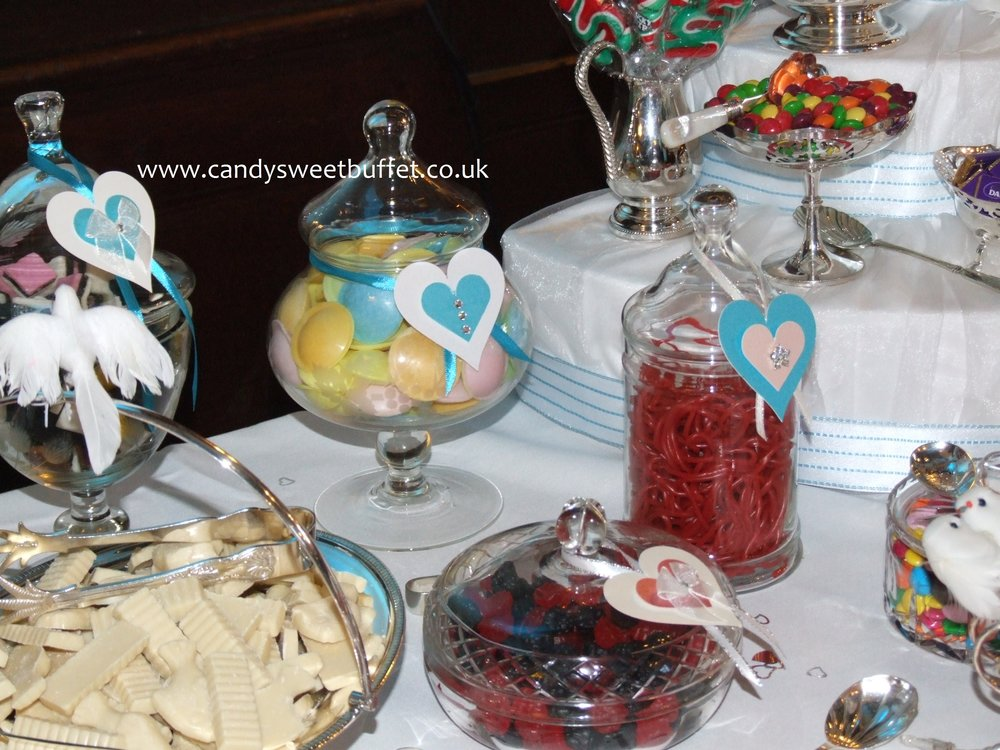 Sweets Candy Buffet table Derby, Nottingham, Sheffield, Chesterfield, Doncaster, Lincoln
