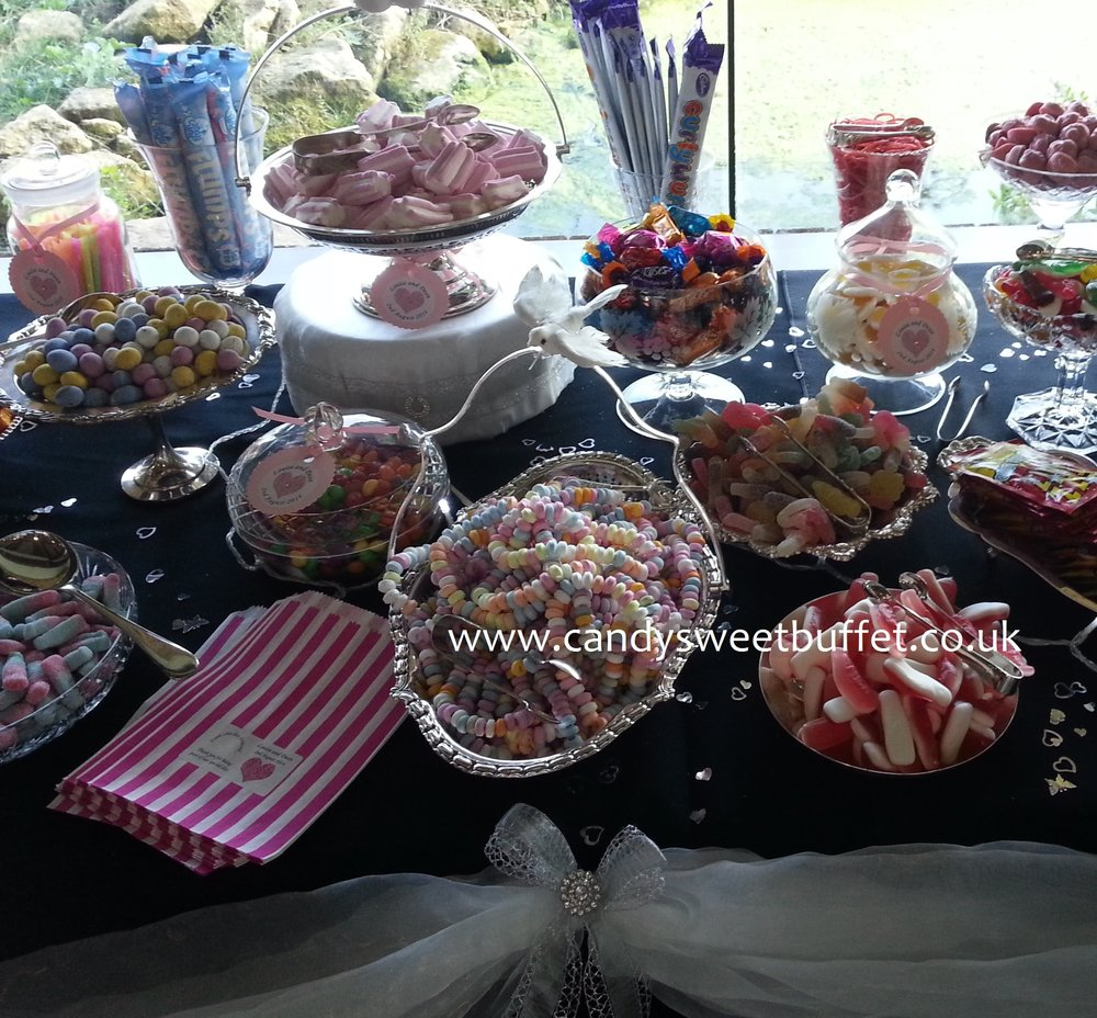 wedding confectionery party sweets