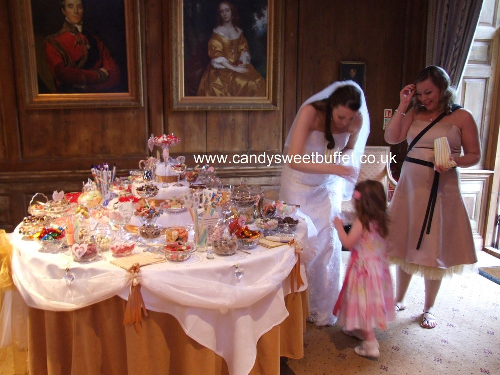 wedding sweets candy pick and mix Leeds