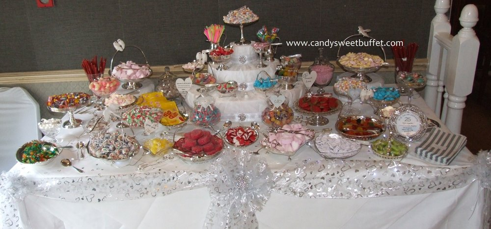 Candy Sweet Buffet Coventry