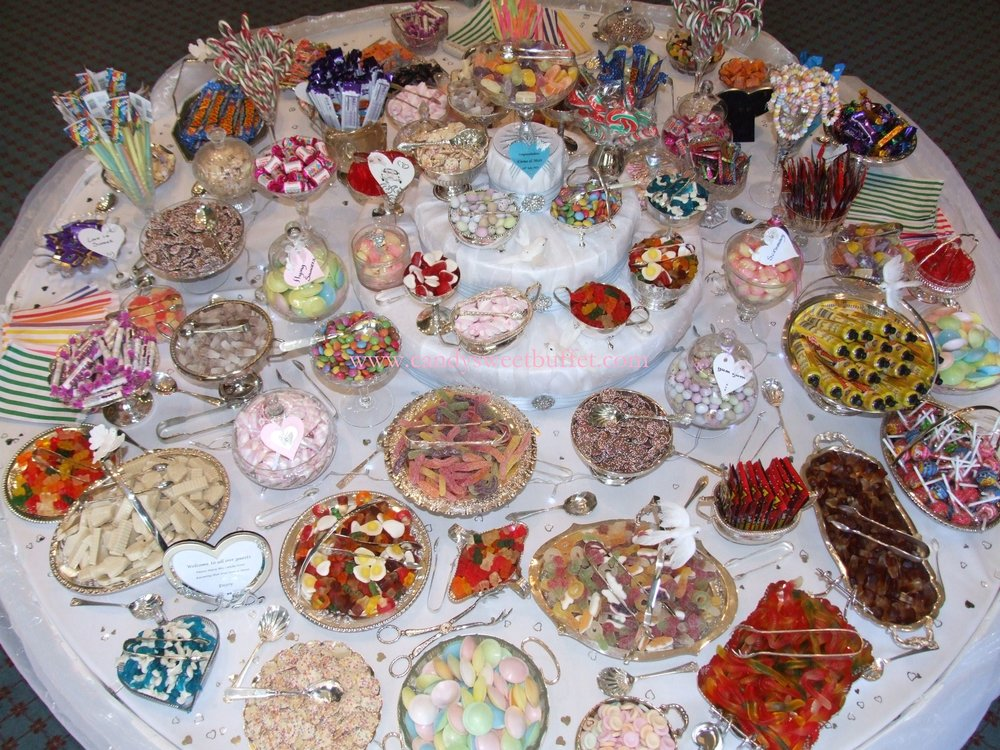 candy sweet buffet wedding sweets leeds harrogate