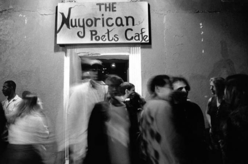 The Nuyorican Poets Cafe. Photo courtesy of Melting Buter.