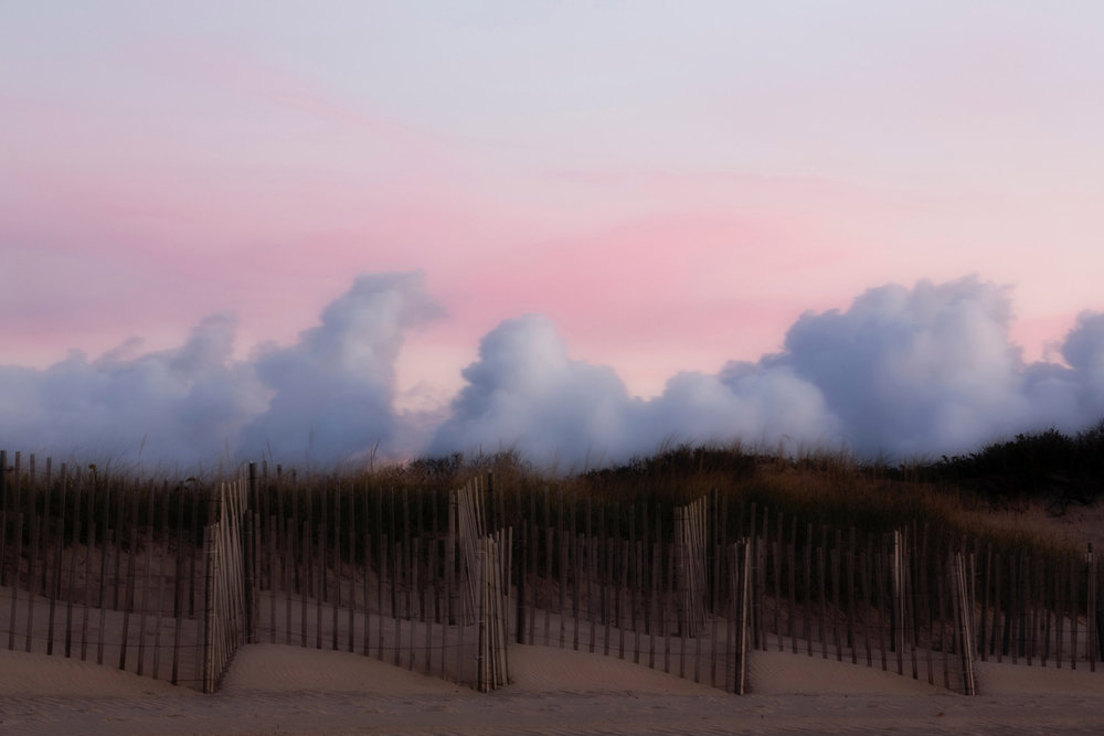 Beach Fence and Clouds.jpg