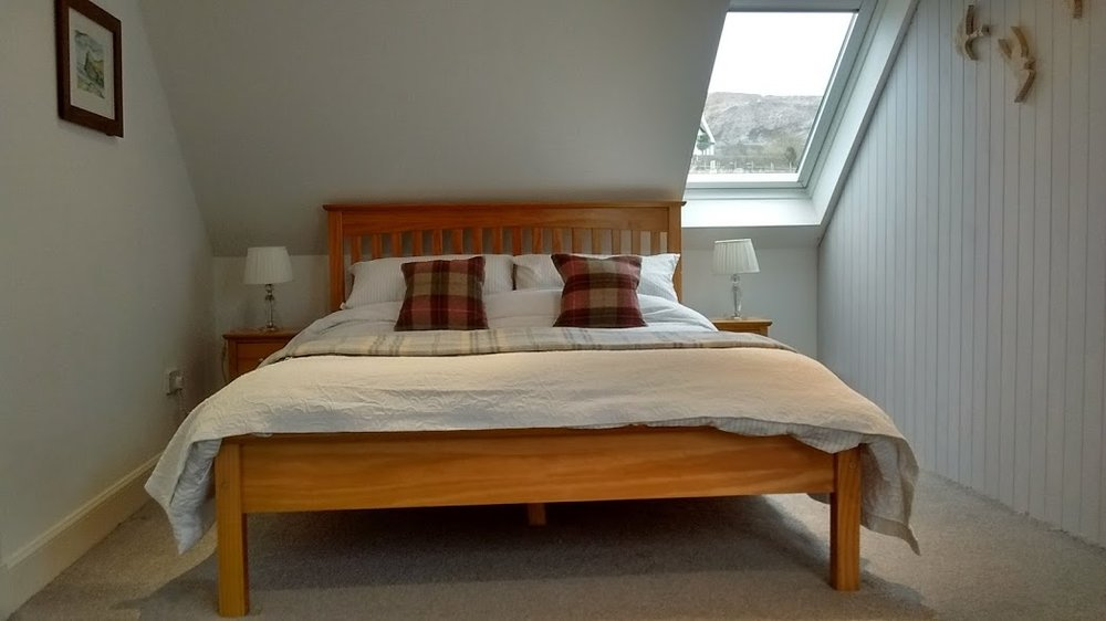 Our Kingsize Double Bed ...