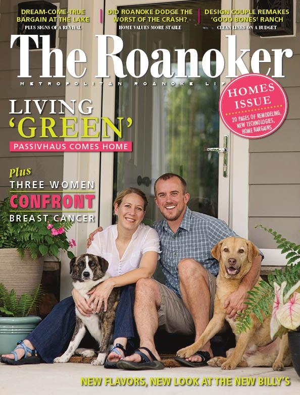 The Roanoker Magazine September/October 2012