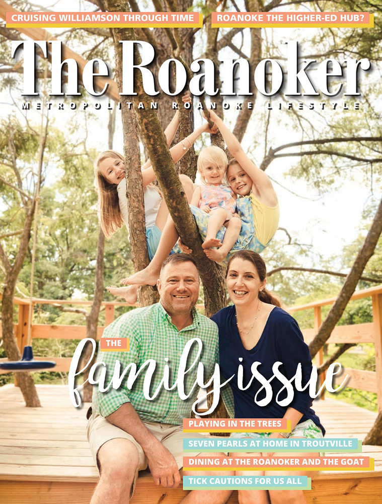 The Roanoker Magazine July/August 2016