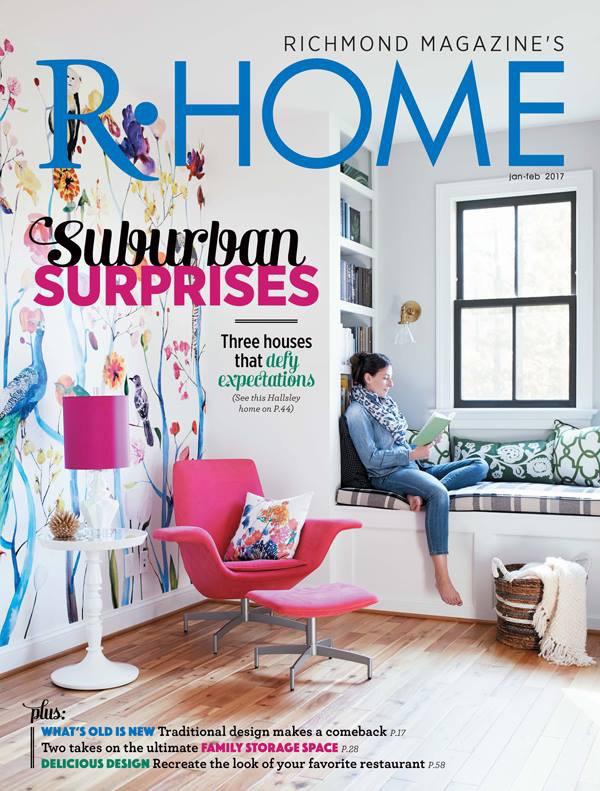 R Home Magazine January/February 2017