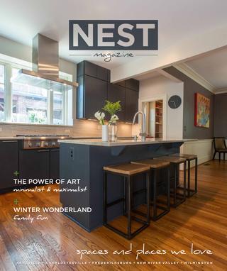Nest Magazine Fall/Winter 2015