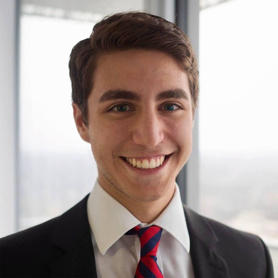 Adam Silverman,entrepreneur, circa 2017.