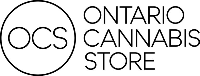 The official logo for the Ontario Cannabis Store.