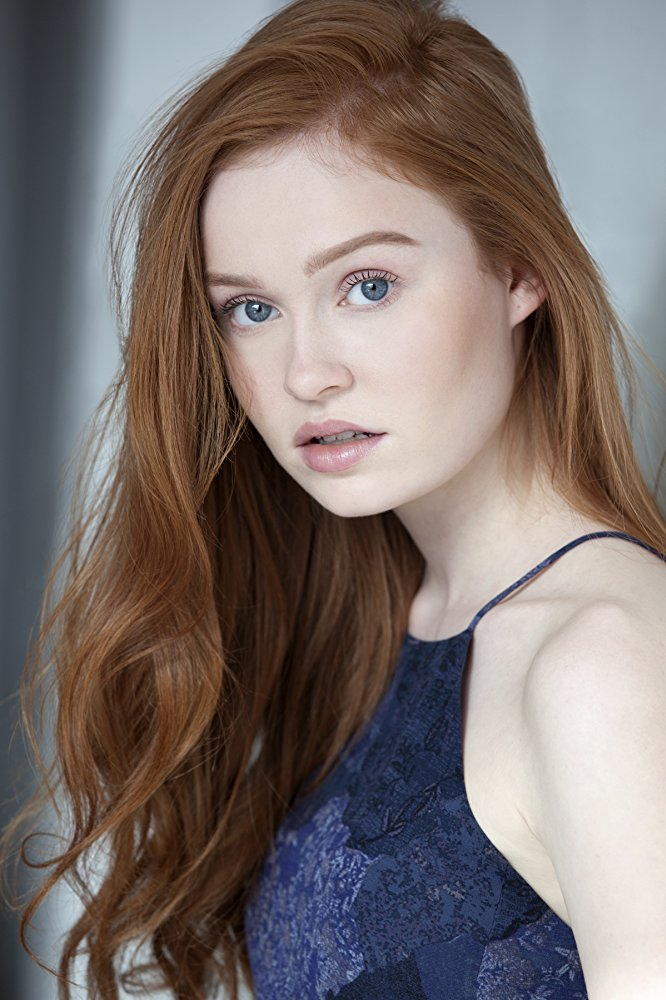Ross has acted in everything from the Family Channel series,  Lost and Found Music Studios,  to guest-stars on  Suits  and  Murdoch Mysteries.  She has a recurring role in the upcoming CW series,  Titans.  Photo by Megan Vincent.