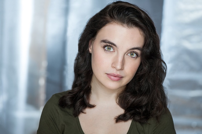 Find Lauren in the short films  Bosniak  and  Erika,  and check out her last-minute appearance in  My Big Fat Greek Wedding 2. ( Photo by Hayley Andoff)