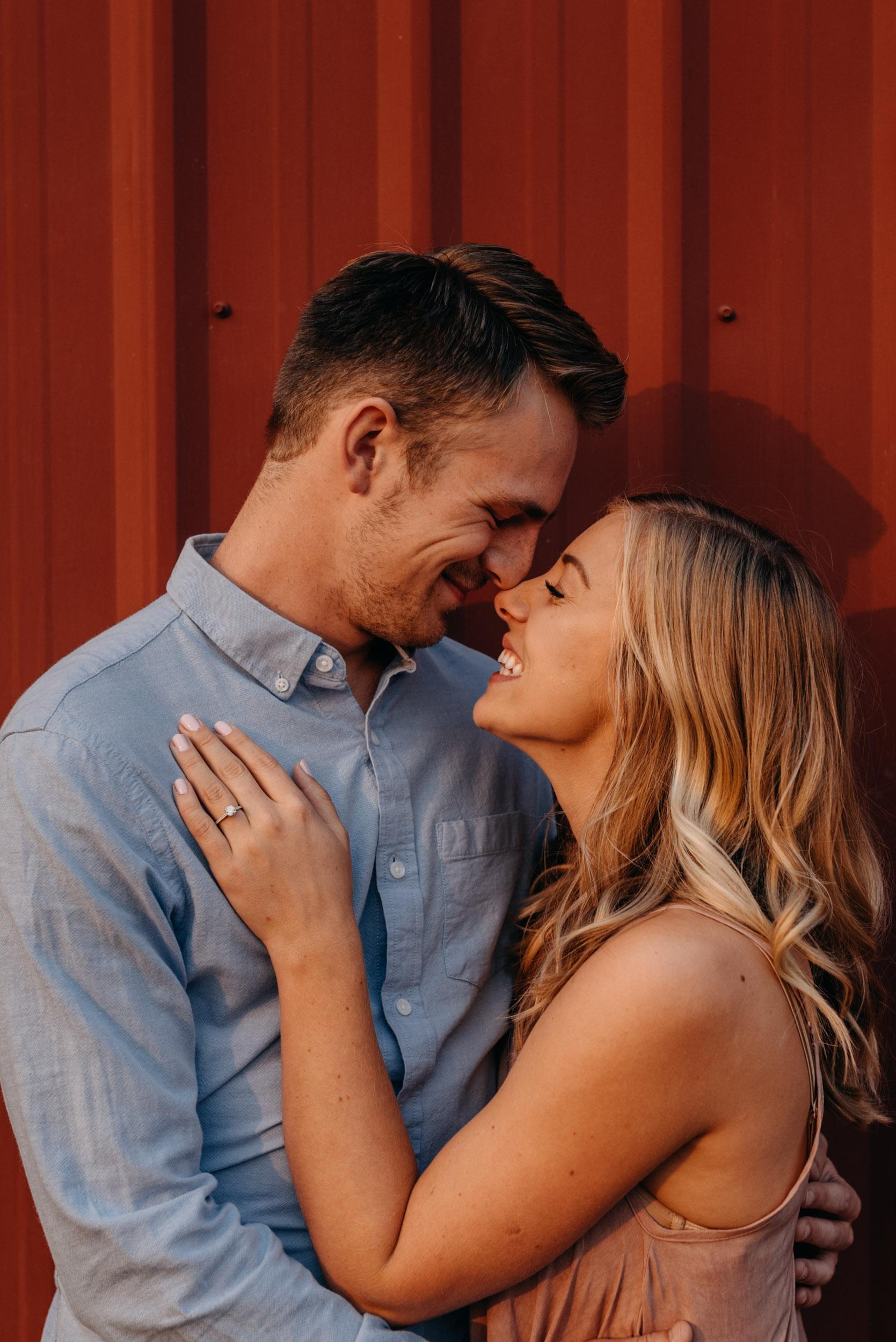 Oregon-Red-Barn-Door-Engagement-Sauvie-3456.jpg