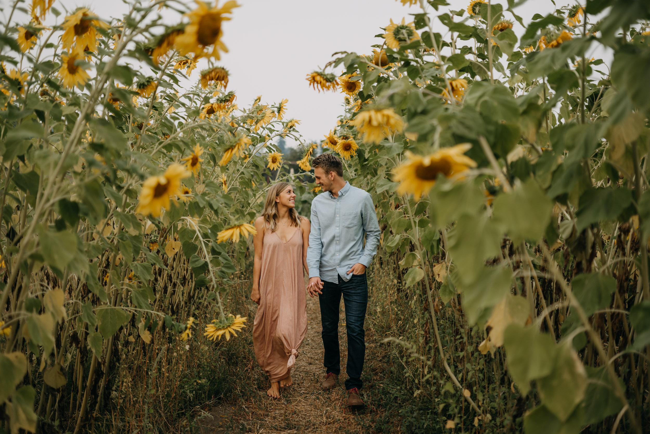 Sauvie-Island-Oregon-Sunflower-Portland-Engagement-3928.jpg