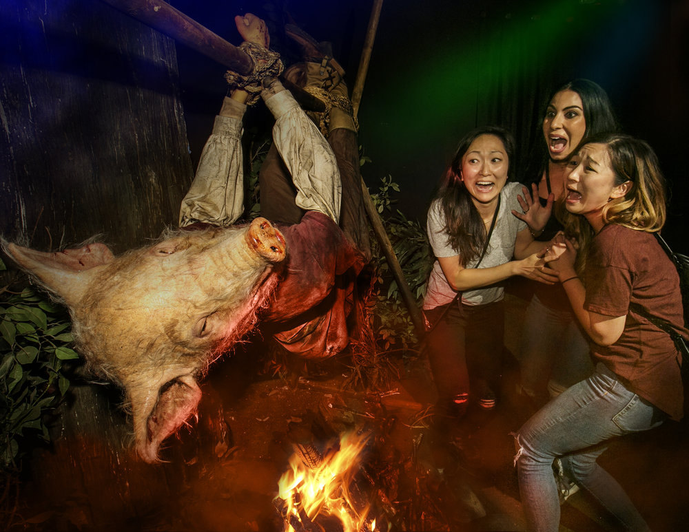 HALLOWEEN HORROR NIGHTS - SPECIAL EVENTS