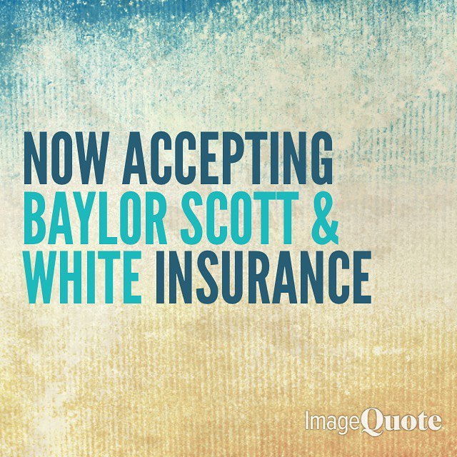 If your insurance has changed to Baylor Scott & White, we have your back...and knees and head and health in general. #medlocal