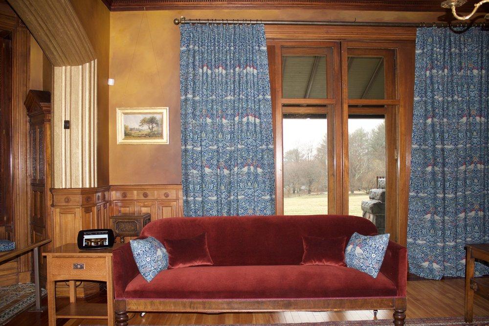 interior-design-window treatments-drapes-boston