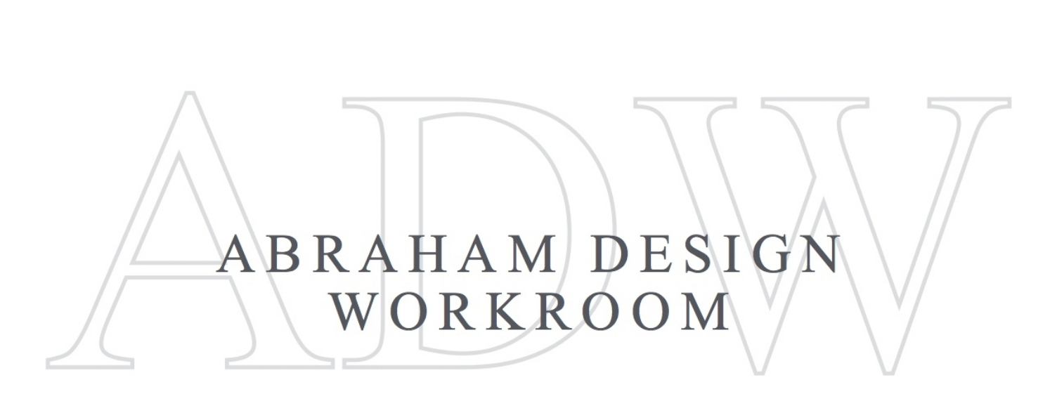 ABRAHAM DESIGN WORKROOM