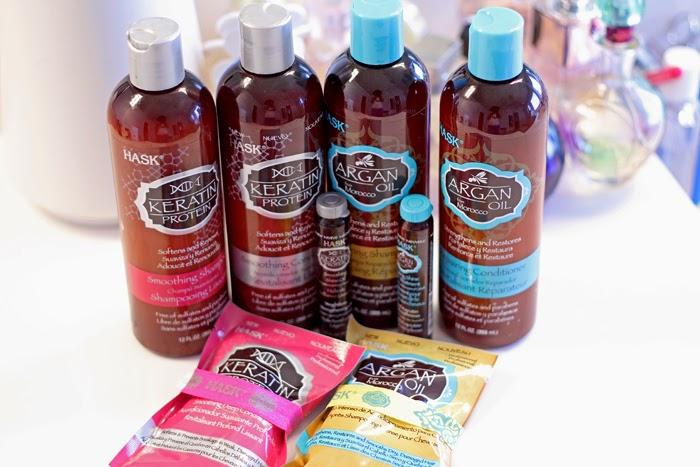 hask shampoo conditioner haskbeauty.com