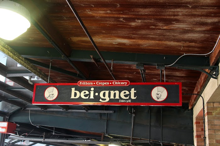Beignet River Market Kansas City