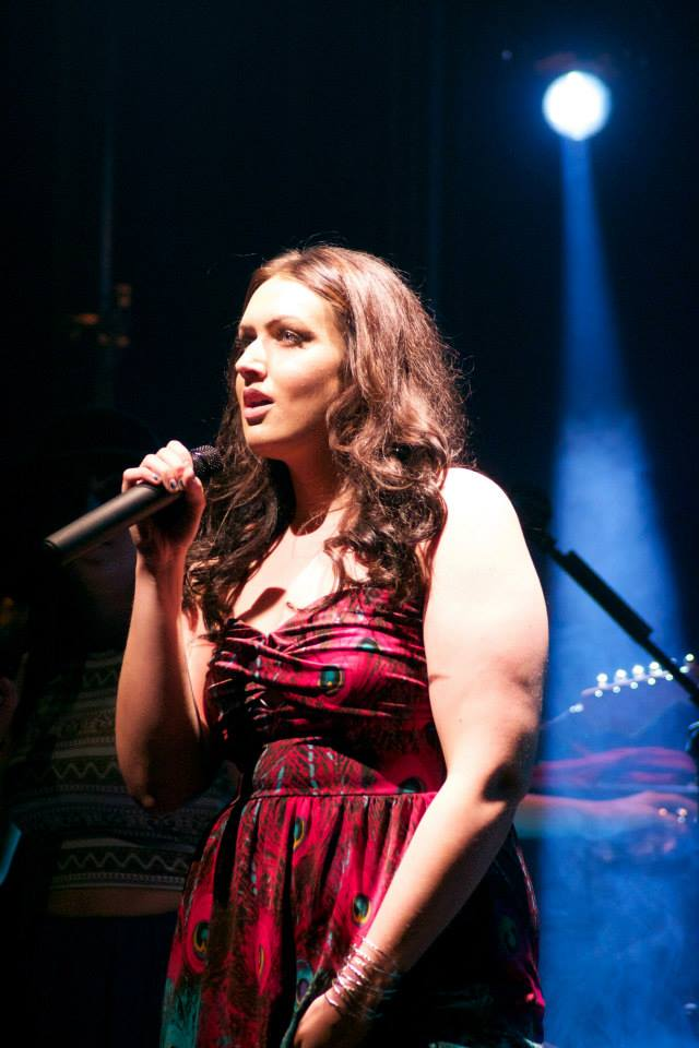 Laura Crick, vocalist