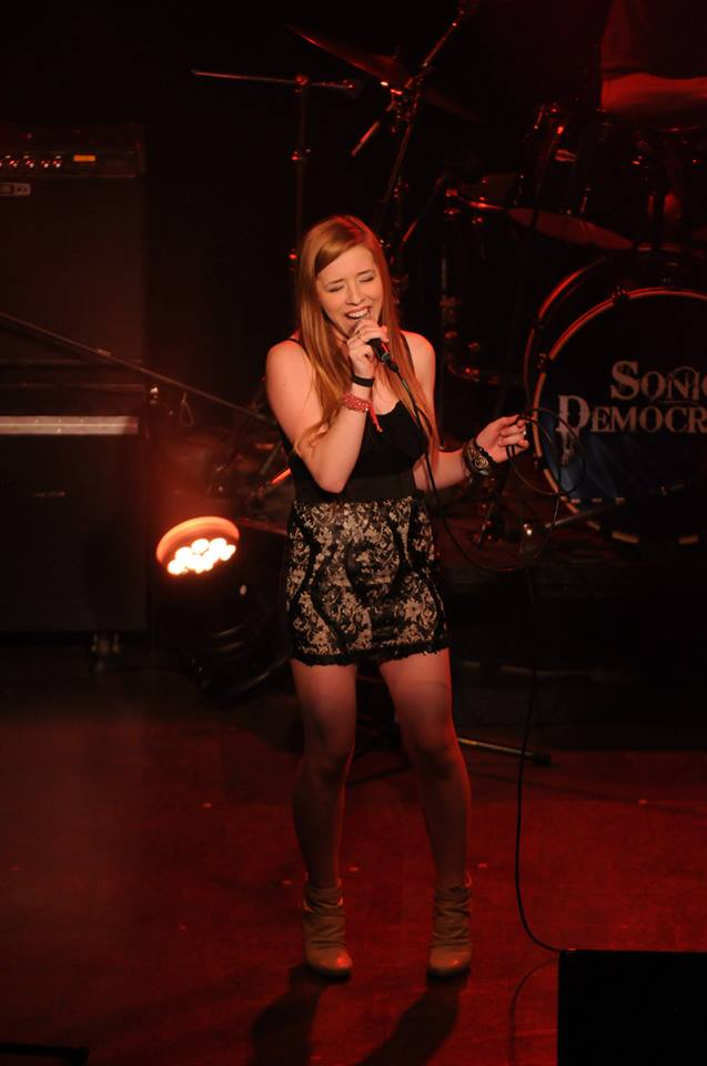 Madison Kirkpatrick, vocalist