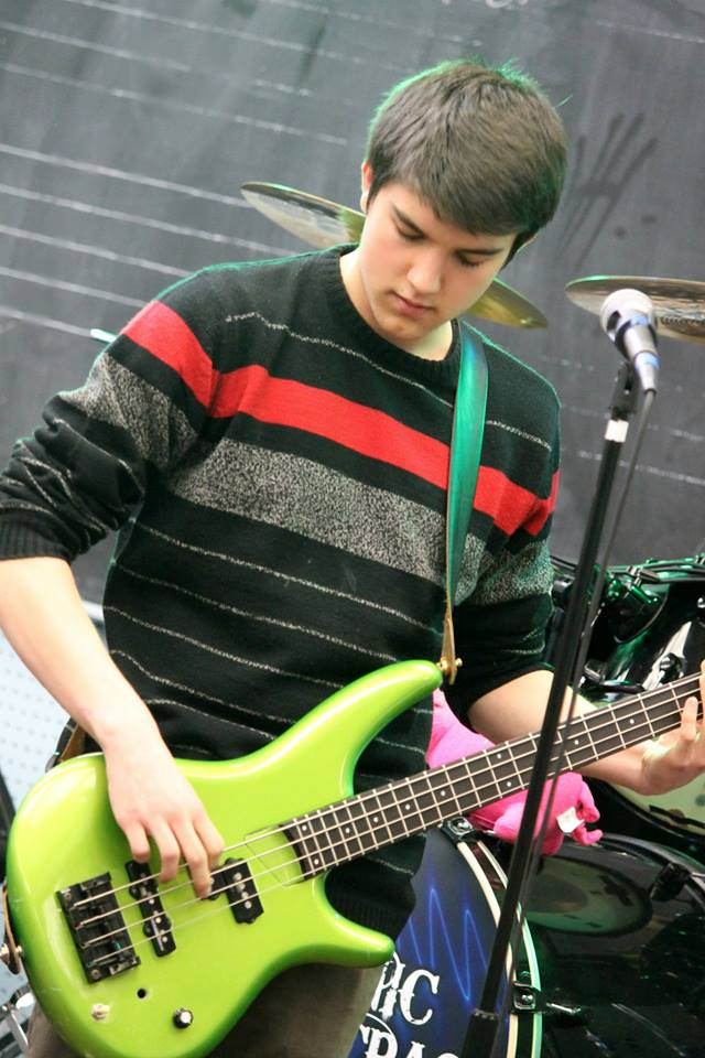 JD Smela, bassist / guitarist