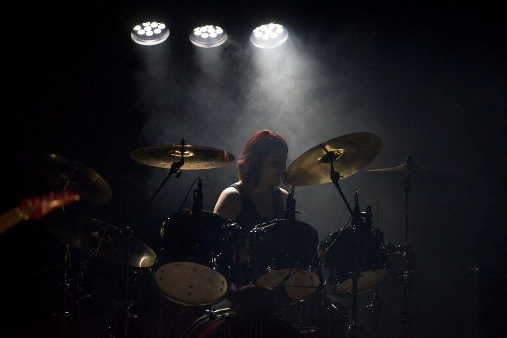 Drums - Hannah Torrens