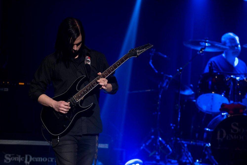 Guitar - Ryan Brunette
