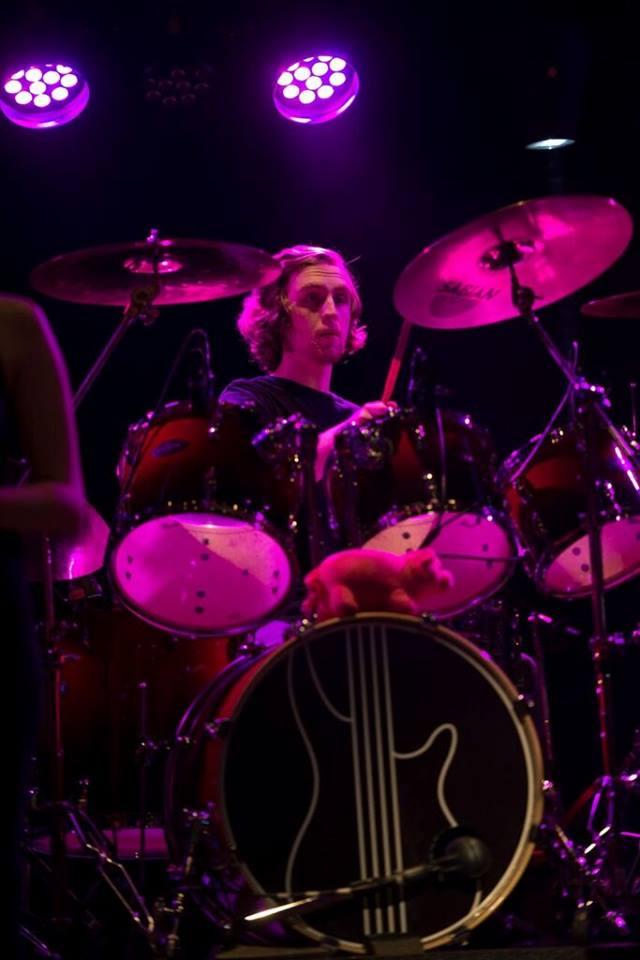 Drums - Mitchell Dunstan