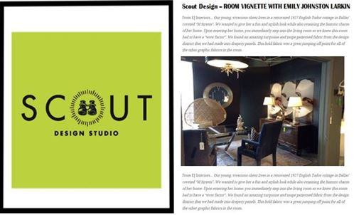 Scout Design Studio Dallas