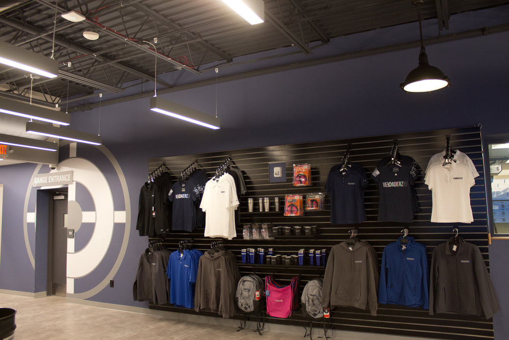 Retail and Apparel area