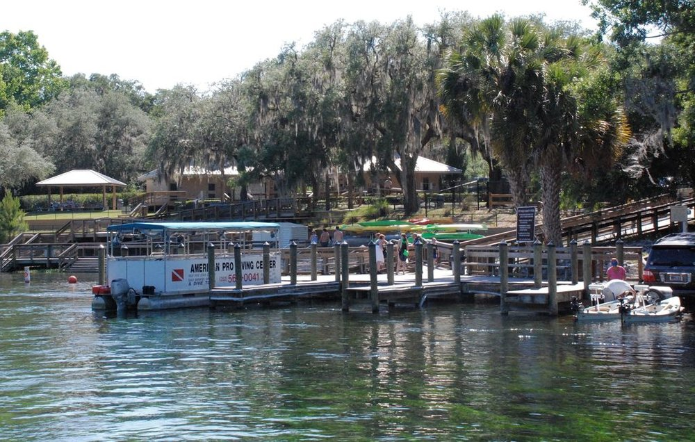 We're conveniently located upstream from the KP Hole County Park and boat ramp.