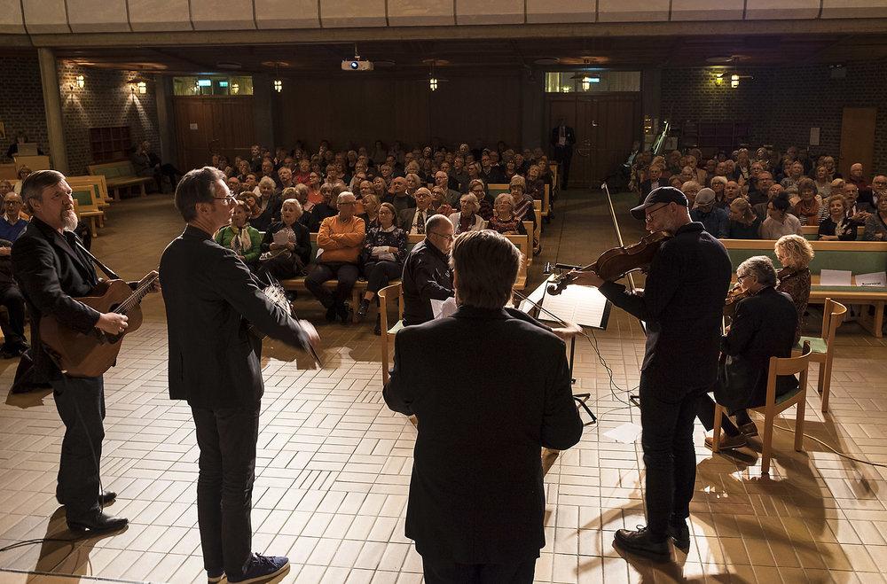 Från konserten 2017  Foto: Per Enar Andersson