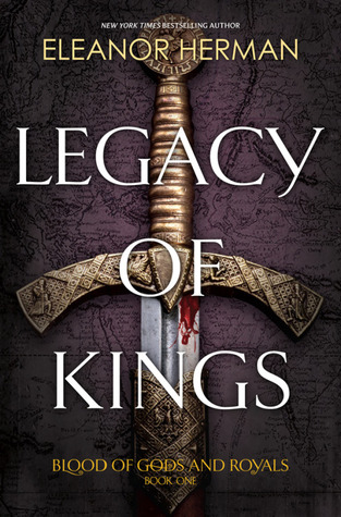 "Currently in development for TV  Praise for the Blood of Gods and Royals Series:  ""A ton of fun."" -  Voya   ""Both thoroughly researched and absolutely modern... updated just right for today's audience."" -  Kirkus Reviews    Goodreads »"