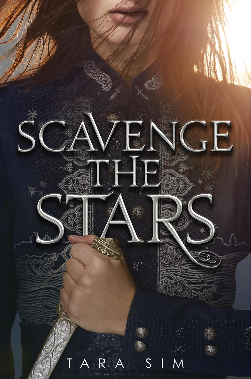 """Cover Reveal and Excerpt on Hypable   """"Tara Sim has crafted a story as deep and glittering as the churning sea—it will pull you under its surface from the first page and never let you go.""""  - New York Times bestselling author Laura Sebastian"""