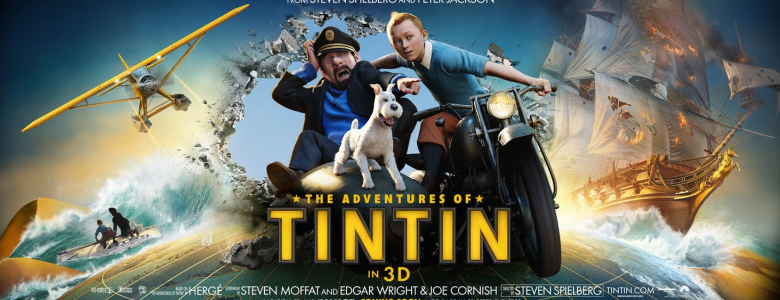 If you are a big TinTin fan, you probably know that Steven Spielberg's The Adventures of TinTin opens today in theaters. But if you are a really big fan,...