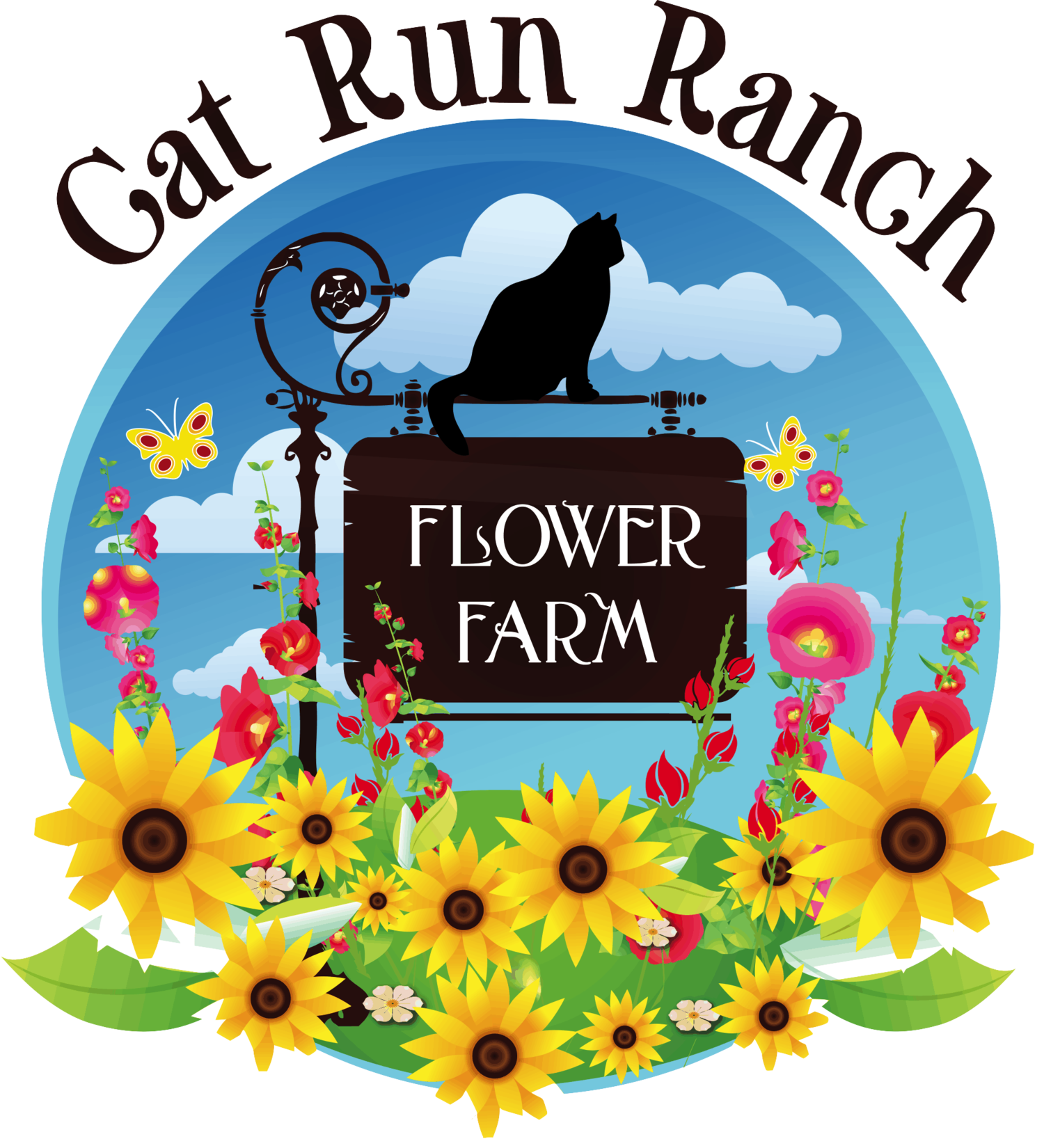 Cat Run Ranch Flower Farm