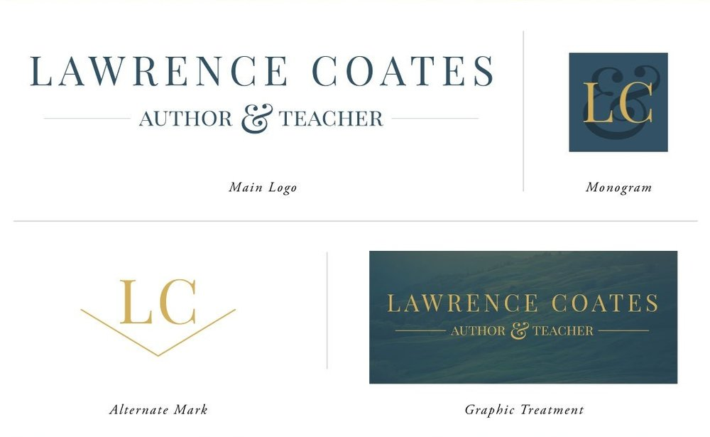 Lawrence Coates Web Branding by Nikkita.Co | http://nikkita.co