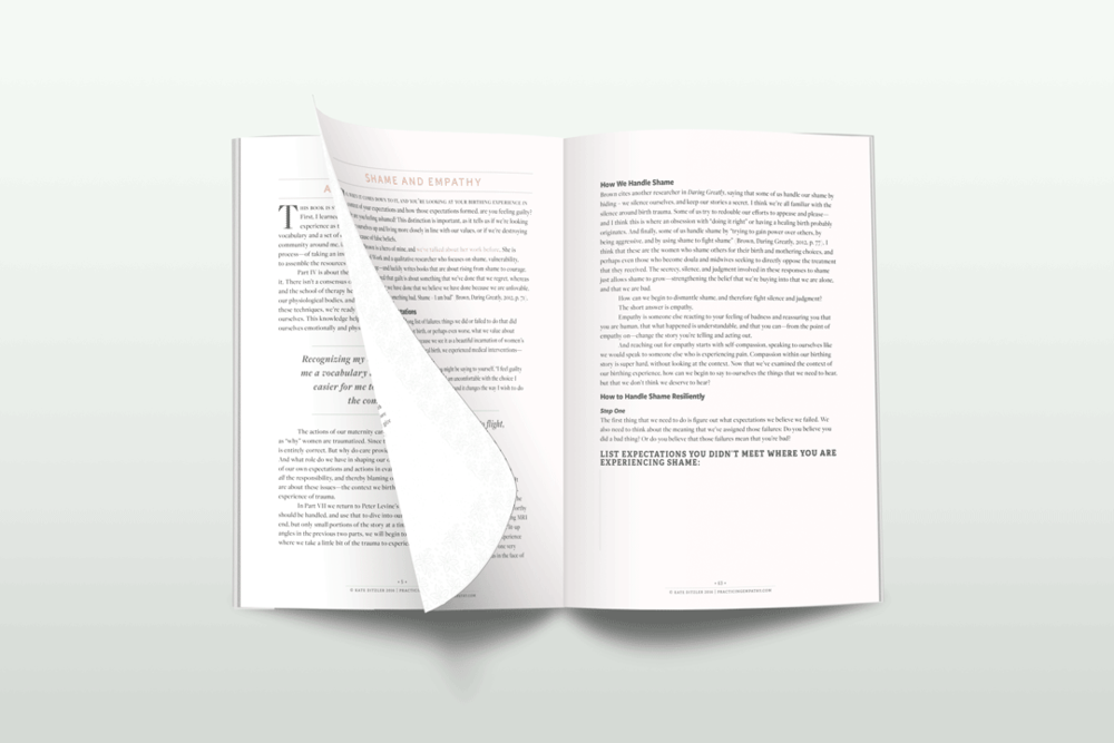 PDF Workbook Design