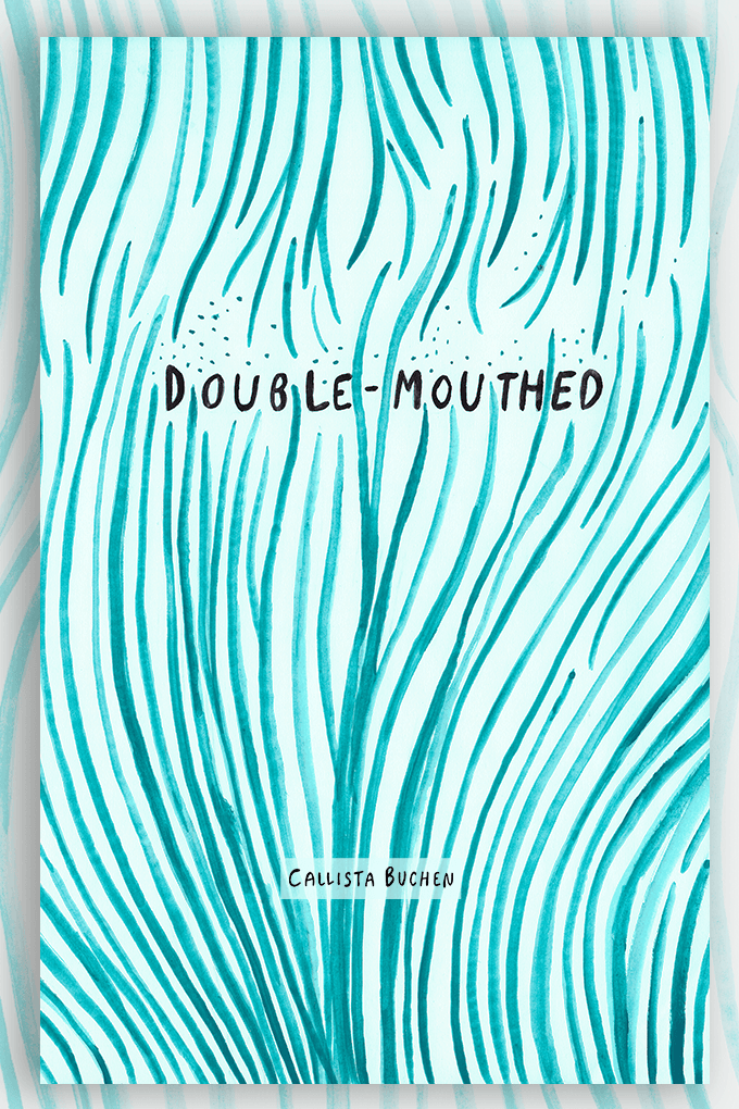 Double Mouthed by Callista Buchen design by Nikkita.Co   http://nikkita.co