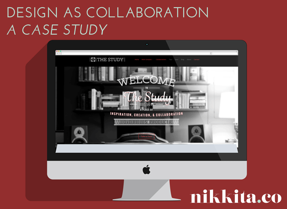 Design as Collaboration by Nikkita.CO
