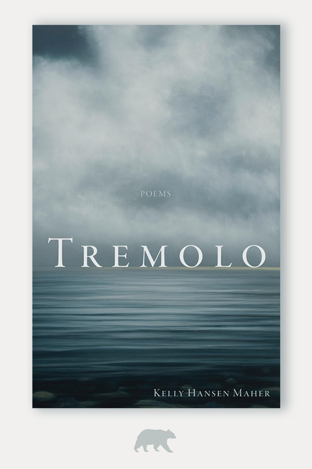 Tremolo | Tinderbox Editions | Book Design by nikkita.co graphic design | http://nikkita.co