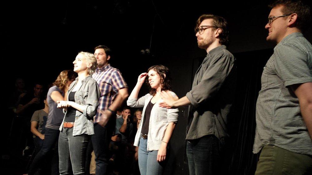 High Horse - Improv - CiC Theater - 2015
