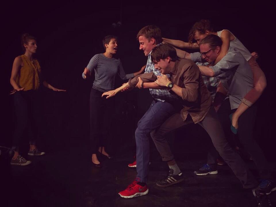 Majority Rules - Improv - CiC Theater