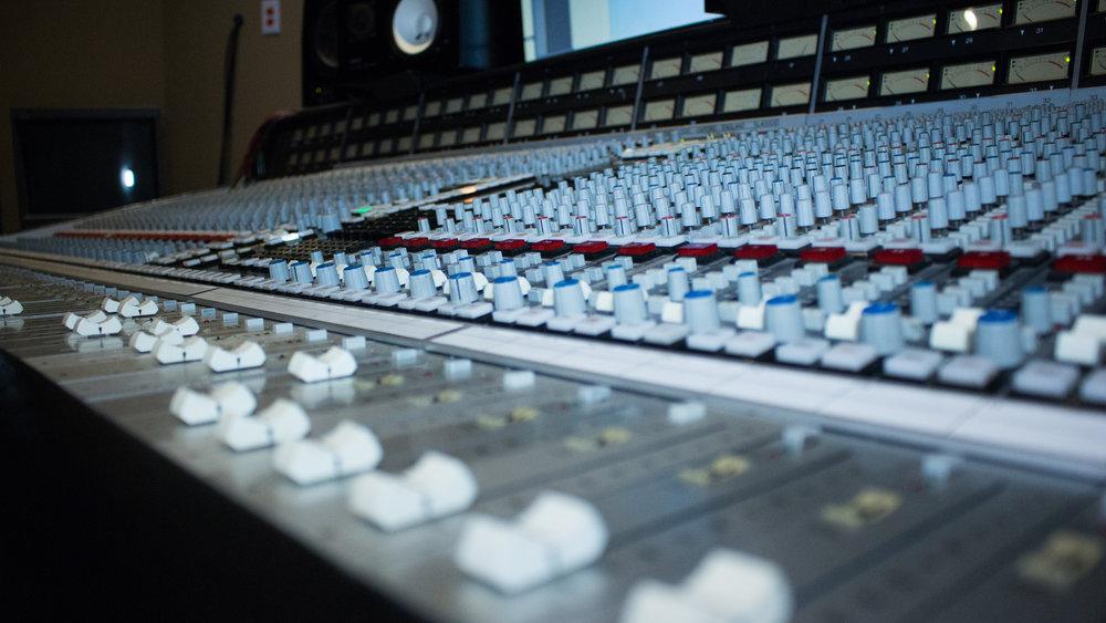 Mixing & Editing