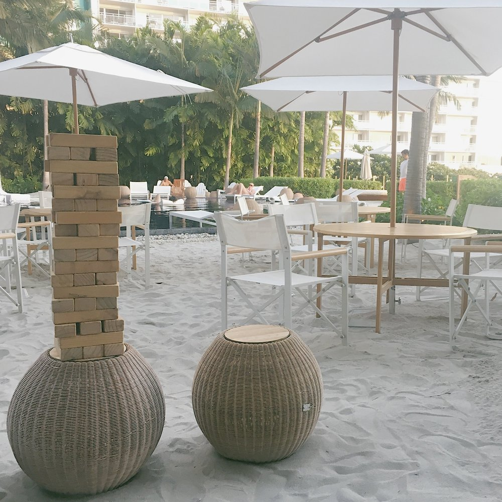 Nothing like an afternoon Jenga game.