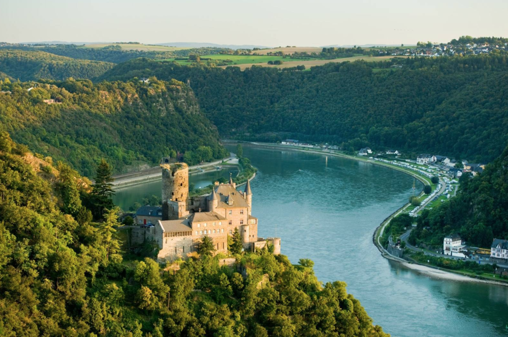 Europe's Rivers - Cruise through some of Europe's most breathtaking destinations and explore the countryside by bike.